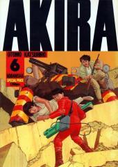 Akira (en japonais) -6- Tome 6