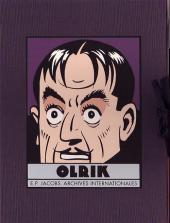 Blake et Mortimer (Éditions Blake et Mortimer) - TT- Olrik