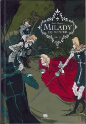 Couverture de Milady de Winter -2- Tome 2