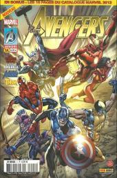 Avengers (The) (Marvel France 2e série) -1A- Rassemblement