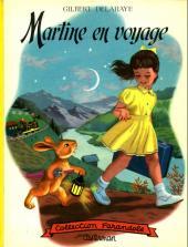 Martine -2- Martine en voyage
