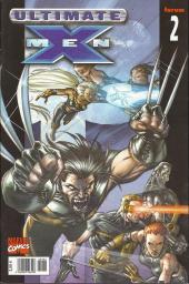 Ultimate X-Men (Espagnol) -2- Los hombres del mañana (2 et 3)