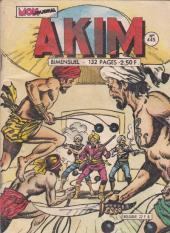 Akim (1re série) -445- La vallée des brumes