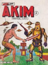 Akim (1re série) -597- Mission extra-terrestre