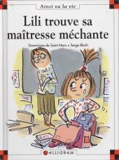 Ainsi va la vie (Bloch) -57- Lili trouve sa maîtresse méchante