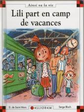 Ainsi va la vie (Bloch) -80- Lili part en camp de vacances