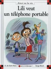 Ainsi va la vie (Bloch) -94- Lili veut un téléphone portable