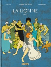 La lionne -1- Livre I