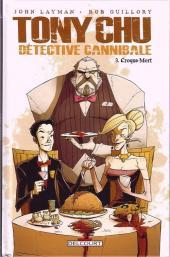 Tony Chu - Détective cannibale -3- Croque-mort