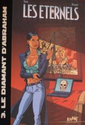Les Éternels -3TT- Le Diamant d'Abraham (édition spéciale pour La Licorne)