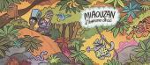 Nouveaux Mini-récits Spirou -3767- Miaouzan, l'homme chat