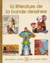 (DOC) Études et essais divers - La littérature de la bande dessinée