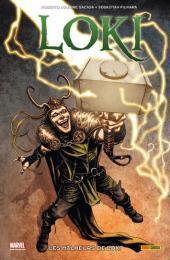 Loki (100% marvel) - Les malheurs de Loki