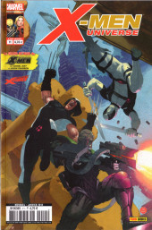 X-Men Universe (Marvel France 2e série) -11- Nation Deathlok