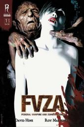 Fvza -1- Federal Vampire and Zombie Agency 1/3