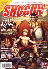 Shogun Mag (puis Shogun Shonen) -2- Novembre 2006