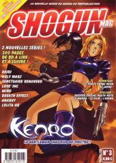 Shogun Mag (puis Shogun Shonen) -3- Décembre 2006