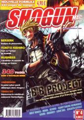 Shogun Mag (puis Shogun Shonen) -4- Janvier 2007