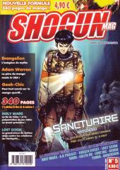 Shogun Mag (puis Shogun Shonen) -5- Février 2007