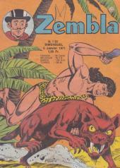 Zembla -122- Les diables de l'oasis