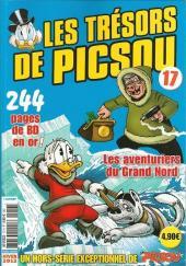 Picsou Magazine Hors-Série -17- Les trésors de Picsou - Les aventuriers du Grand Nord