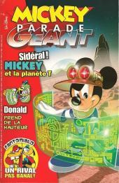Mickey Parade -326- Sidéral ! Mickey et la planète T