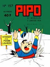Pipo (Lug) -157- Numéro 157