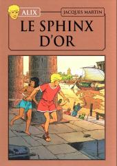 Alix - La collection (Hachette) -2- Le Sphinx d'or