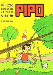 Pipo (Lug) -226- Numéro 226