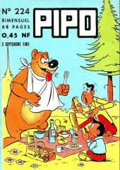 Pipo (Lug) -224- Numéro 224