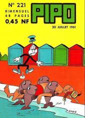 Pipo (Lug) -221- Numéro 221