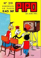 Pipo (Lug) -219- Numéro 219