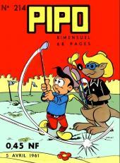 Pipo (Lug) -214- Numéro 214