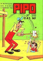 Pipo (Lug) -210- Numéro 210