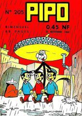 Pipo (Lug) -205- Numéro 205