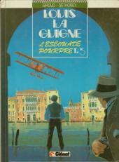 Louis la Guigne -5a- L'escouade pourpre