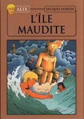 Alix - La collection (Hachette) -3- L'île maudite