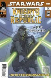 Star Wars: Knights of the Old Republic (2006) -1- Issue 1