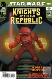 Star Wars: Knights of the Old Republic (2006) -5- Issue 5