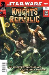 Star Wars: Knights of the Old Republic (2006) -12- Issue 12
