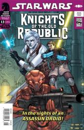 Star Wars: Knights of the Old Republic (2006) -13- Issue 13