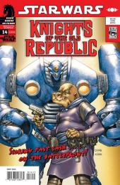 Star Wars: Knights of the Old Republic (2006) -14- Issue 14