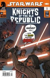 Star Wars: Knights of the Old Republic (2006) -16- Issue 16
