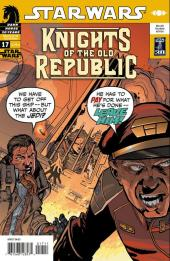 Star Wars: Knights of the Old Republic (2006) -17- Issue 17