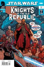 Star Wars: Knights of the Old Republic (2006) -19- Issue 19