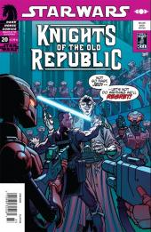 Star Wars: Knights of the Old Republic (2006) -20- Issue 20