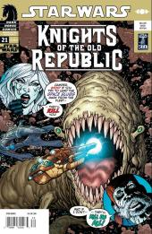 Star Wars: Knights of the Old Republic (2006) -21- Issue 21