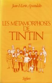 Tintin - Divers - Les Métamorphoses de Tintin