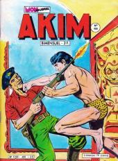 Akim (1re série) -489- Le temple souterrain