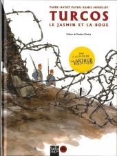 Turcos, le jasmin et la boue - Tome 1